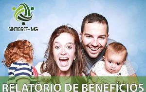 Relatório Benefícios - 07 Julho