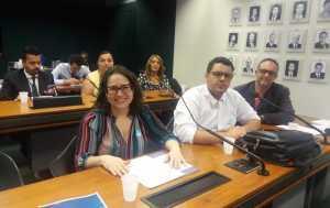 Sintibref-MG participa do Ato Contra o corte de 50% do Orçamento da Assistência Social